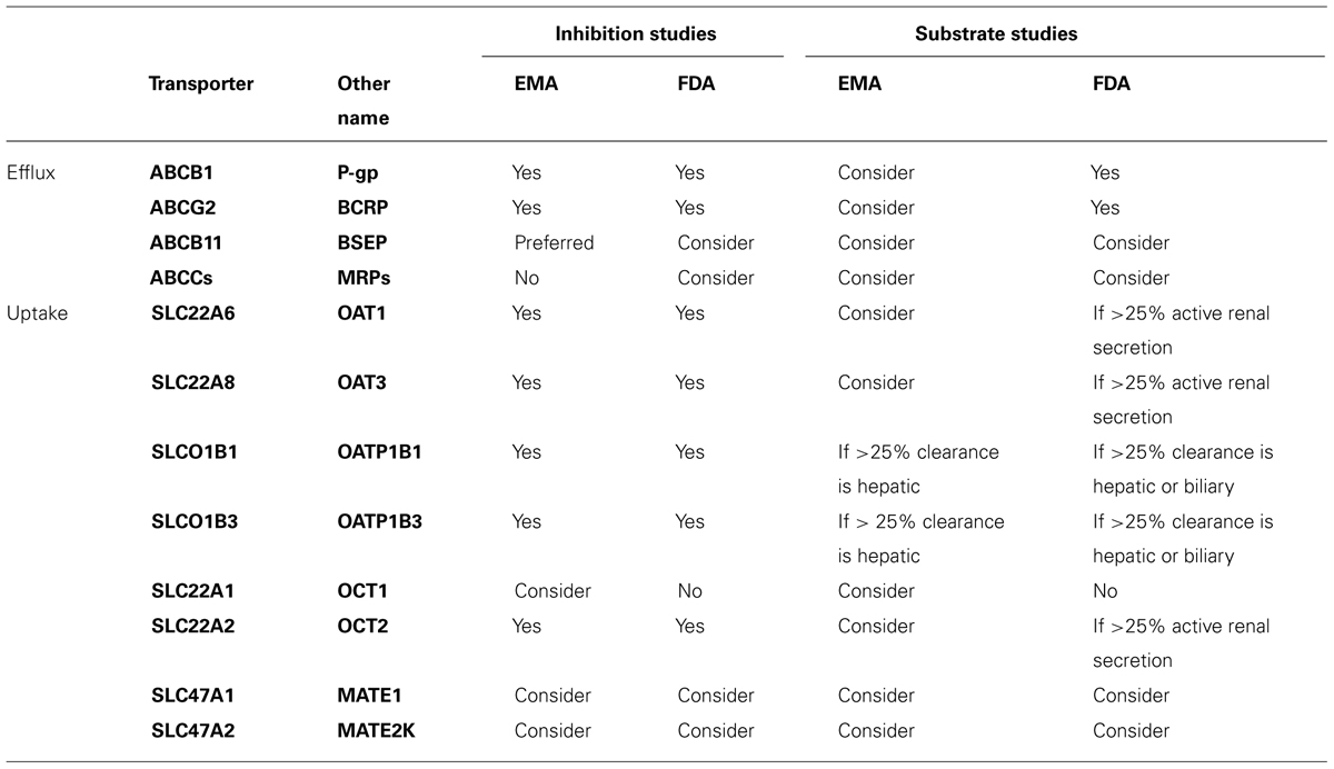 drug interactions review article