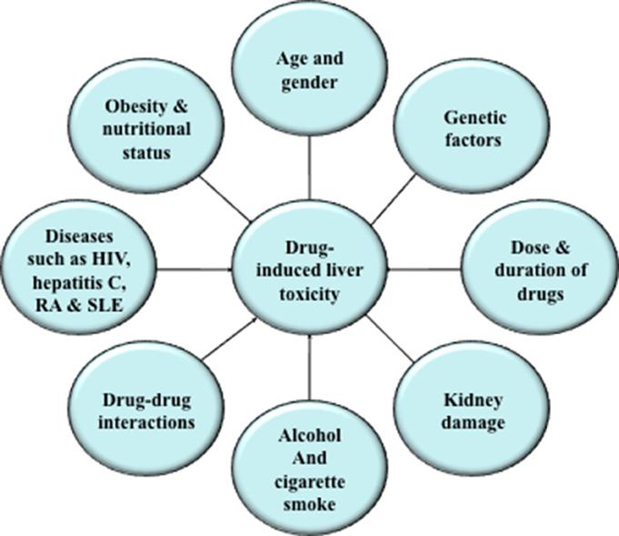 articles on hepatotoxicity