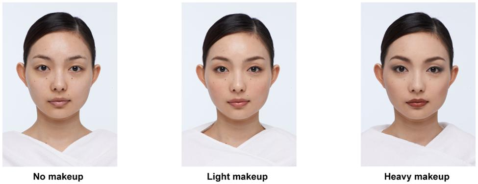 The makeup light