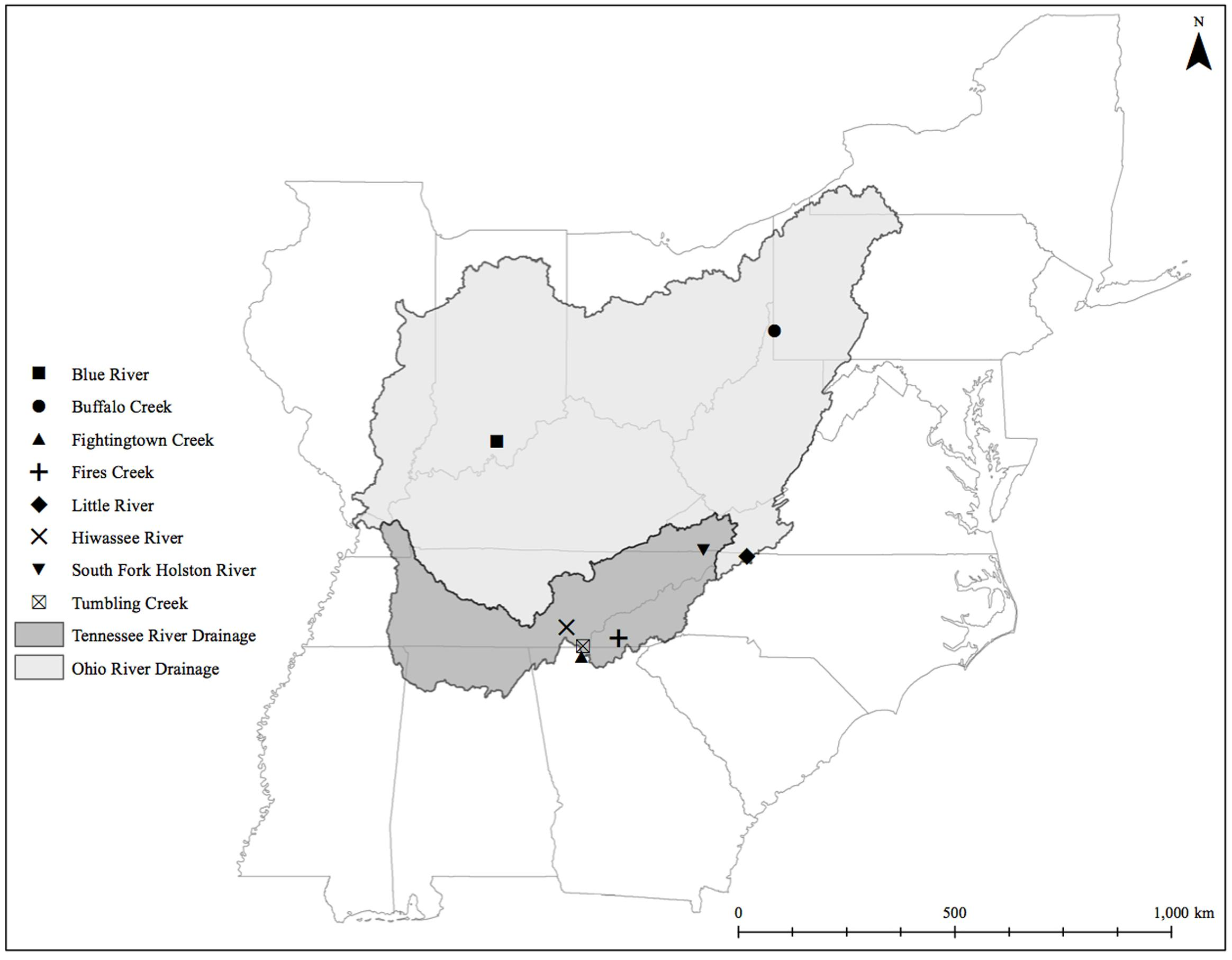 an overview of the eastern hellbender In eastern hellbender salamanders in new york and pennsylvania by figure 7 a summary of bd prevalence on hellbenders 13 figure 8.
