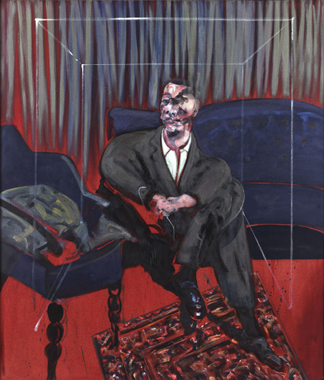 essay + artist francis bacon Darren coffield and francis bacon: magicians  edward lucie-smith in his essay 'francis bacon and the  coffield understands bacon's language, the artist's.