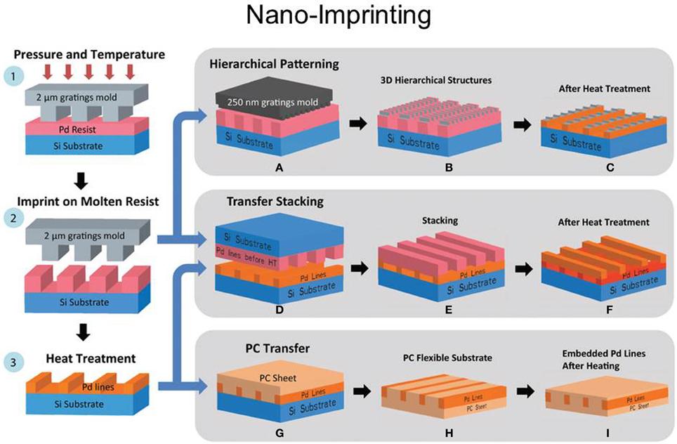 Frontiers Nanostructures A Platform For Brain Repair