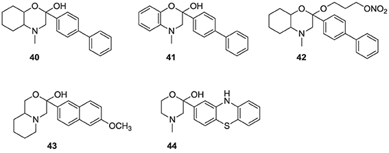non steroidal isoprenoid compounds