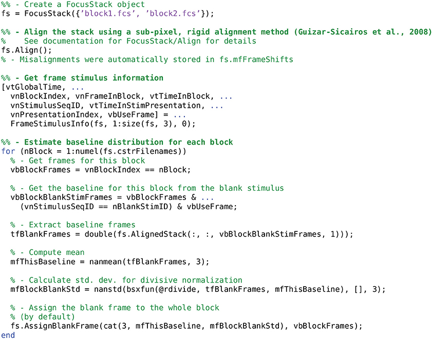 Tiff Stack Matlab