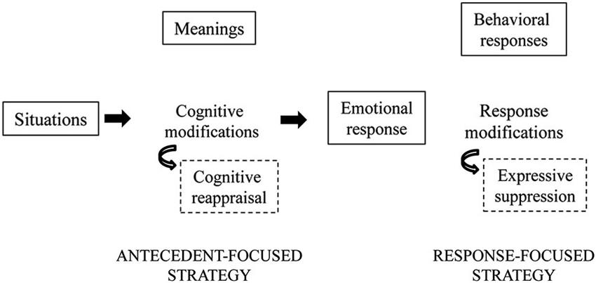 Effects of emotion regulation on risk