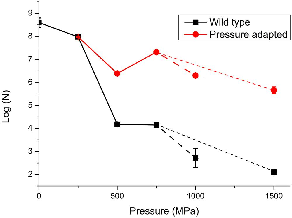 Frontiers | Laboratory investigation of high pressure