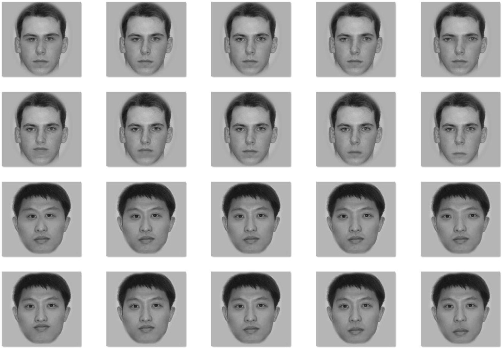 Asian Test Face 42