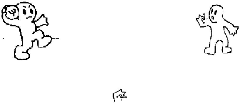 "Figure 1 - ""Cyberball"" game."