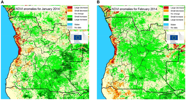 Frontiers | Remote sensing time series analysis for crop