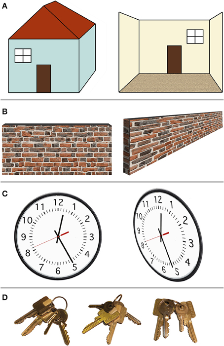 Allocentric and egocentric updating of spatial memories