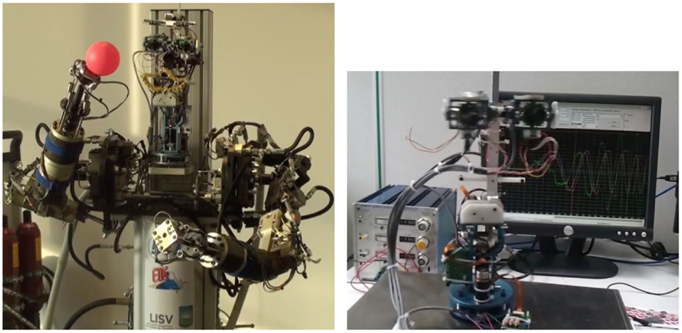 Frontiers | HYDROïD Humanoid Robot Head with Perception and Emotion ...