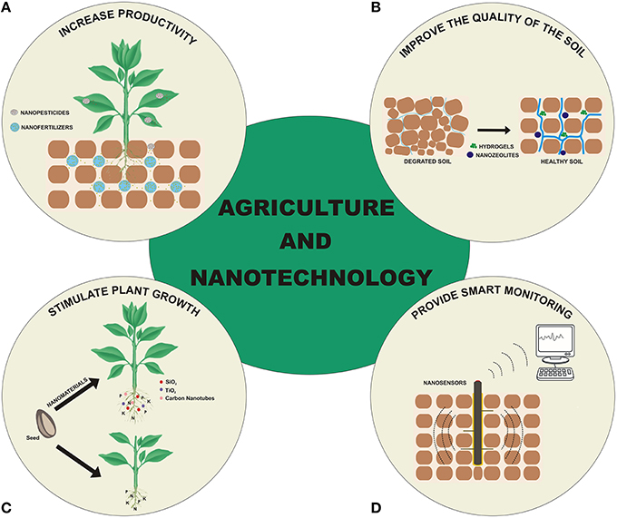 Frontiers Nanotechnology In Agriculture Which