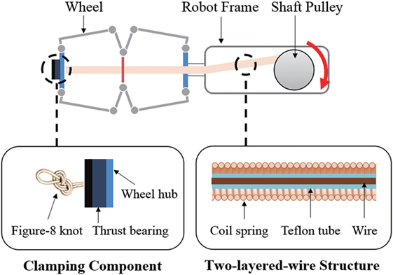 Frontiers   Development of a Multi-functional Soft Robot (SNUMAX ...