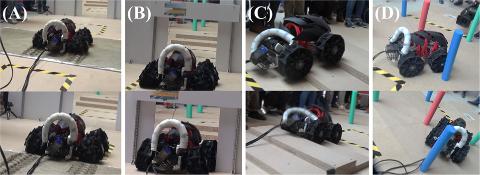 Frontiers | Development of a Multi-functional Soft Robot