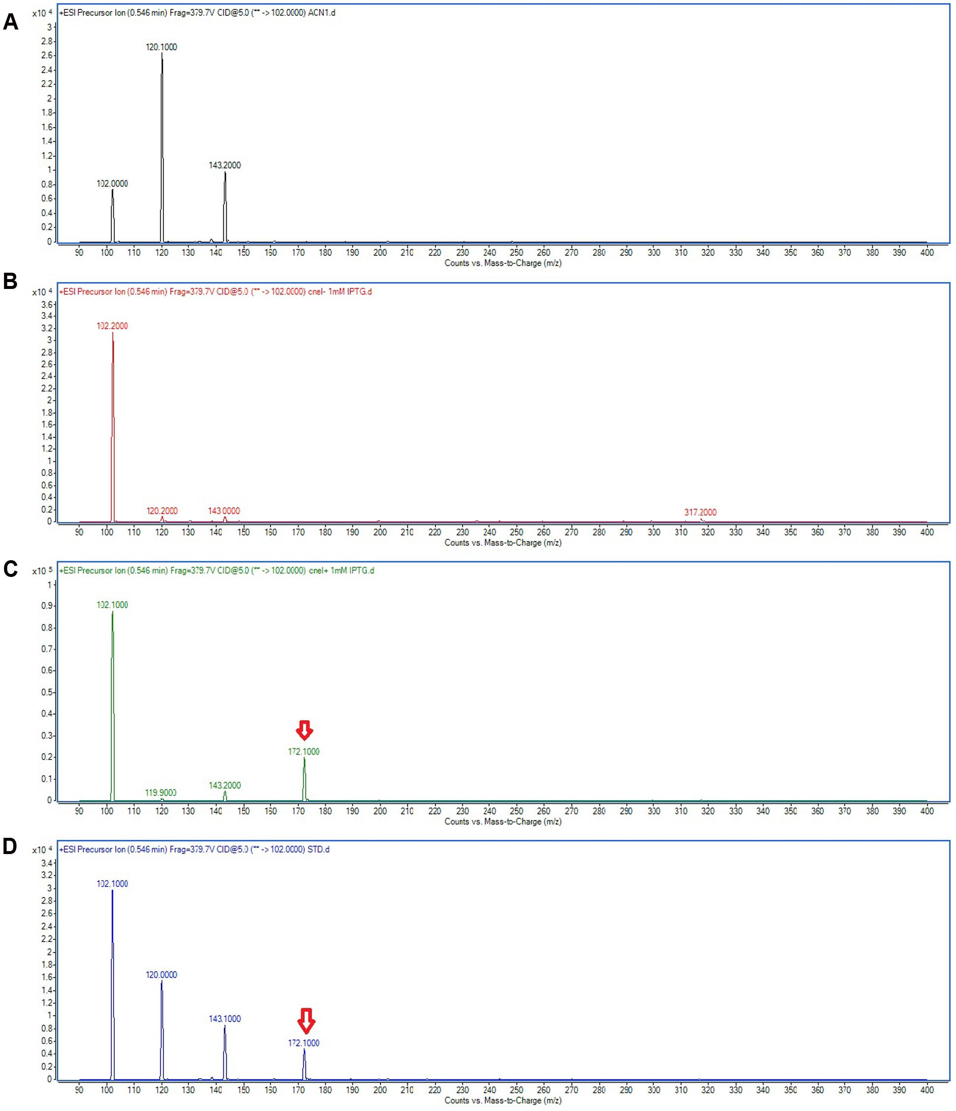 Frontiers Cloning And Characterization Of The Autoinducer Synthase Bleank O View Topic Brush Request Circuit Pattern