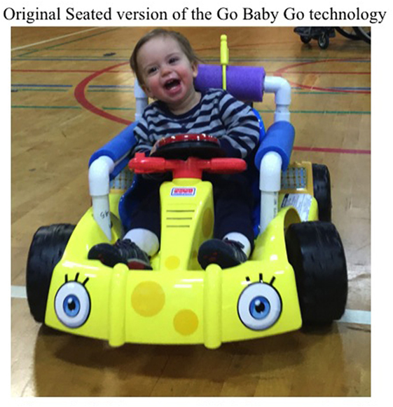 Frontiers Toy Based Technologies For Children With Disabilities