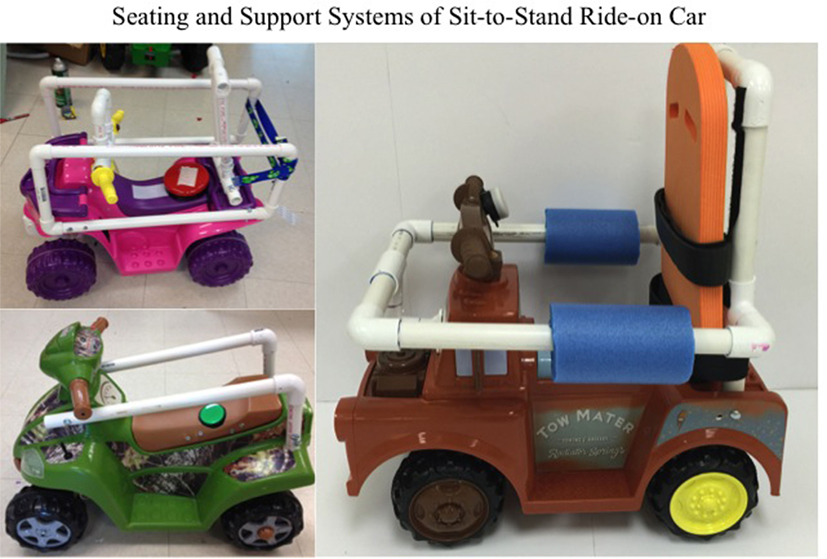 Toys For Handicapped Adults : Unconventional action figures that make toys even more fun