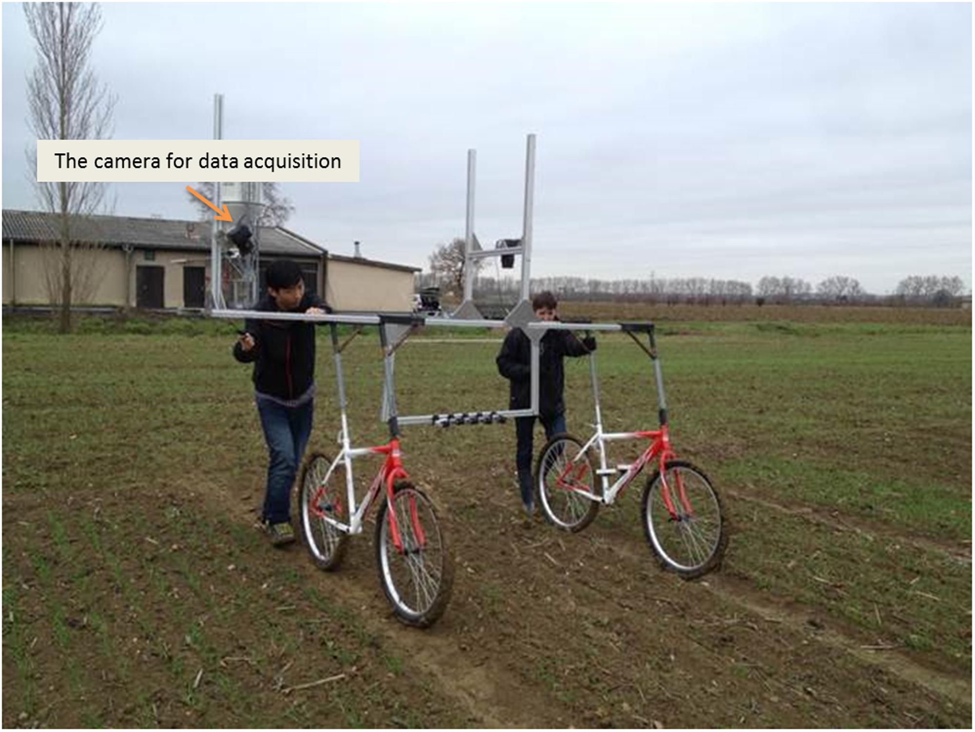 Frontiers Estimation Of Wheat Plant Density At Early Stages Using Bicycle Anatomy Expert Diagram