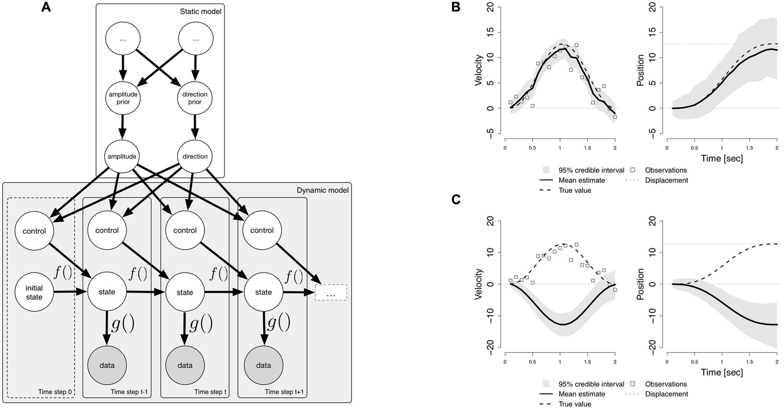 Frontiers | Toward a Dynamic Probabilistic Model for Vestibular ...