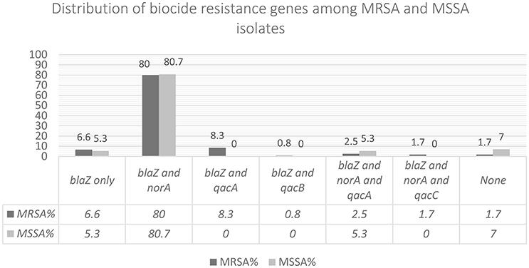 Frontiers | Characterization of Heterogeneous MRSA and MSSA