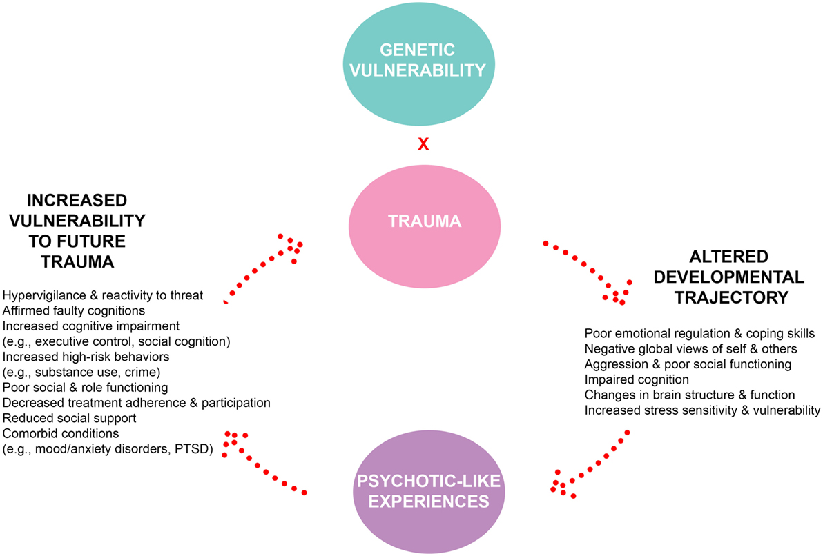 Commentary Trauma From Adverse >> Frontiers The Role Of Trauma And Stressful Life Events Among