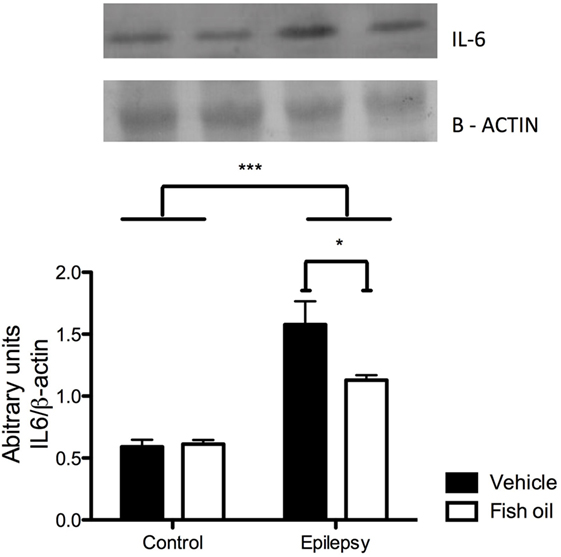 Frontiers fish oil supplementation reduces heart levels for Fish oil for inflammation