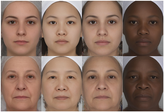 Frontiers | Facial Contrast Is a Cross-Cultural Cue for ...