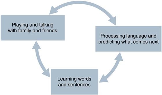 איור 3 - זהו מעגל הלמידה.