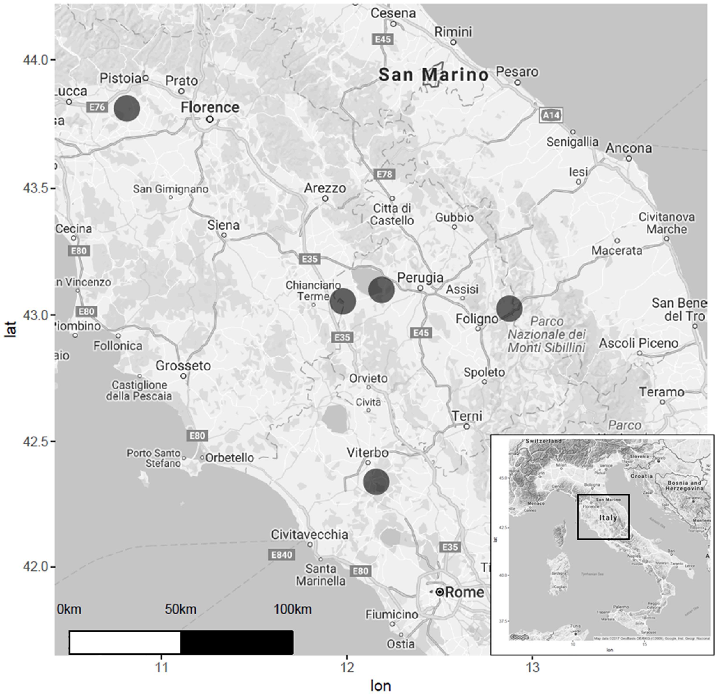 Frontiers | Oomycete Communities Associated with Reed Die-Back