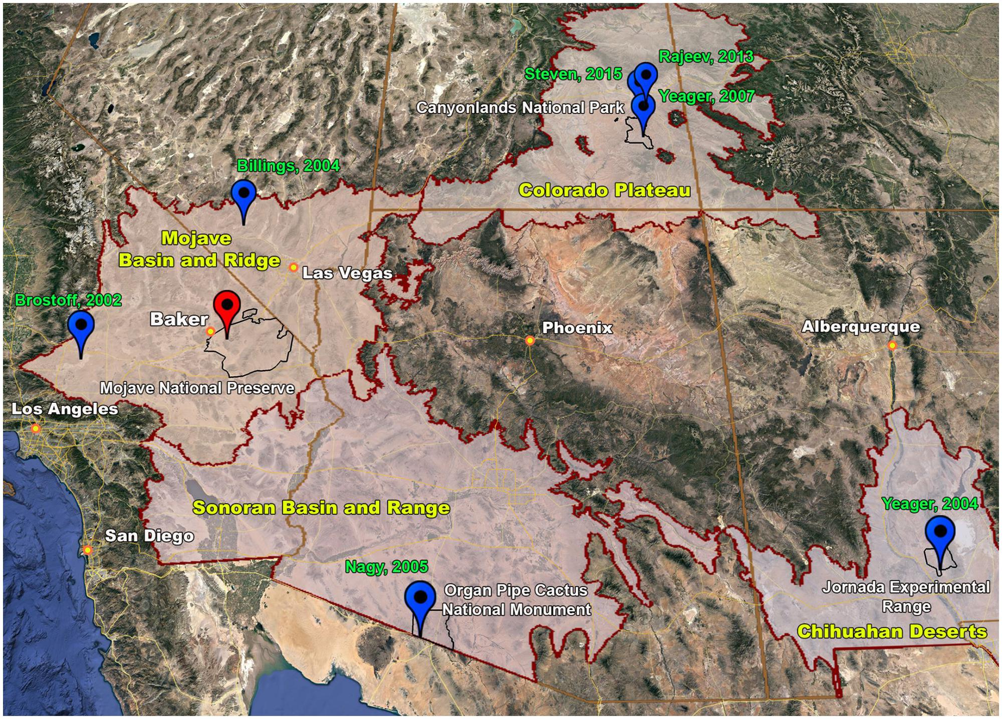Frontiers   Microbial Community and Biochemical Dynamics of ... on mojave nevada map, mojave trail map, mojave road map, mojave land map, mojave dessert map, mojave rattlesnake,