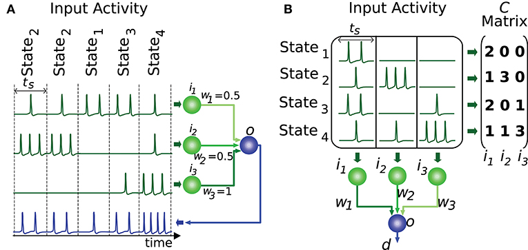 Frontiers | A Metric for Evaluating Neural Input