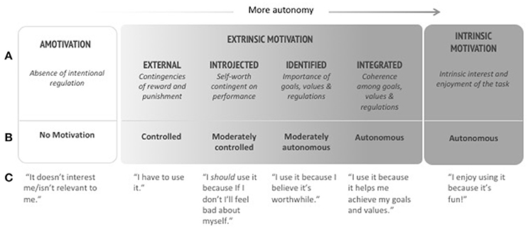 Safe Self Determined And Social In >> Frontiers Designing For Motivation Engagement And Wellbeing In