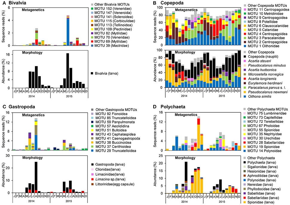Frontiers | Cryptic Zooplankton Diversity Revealed by a Metagenetic