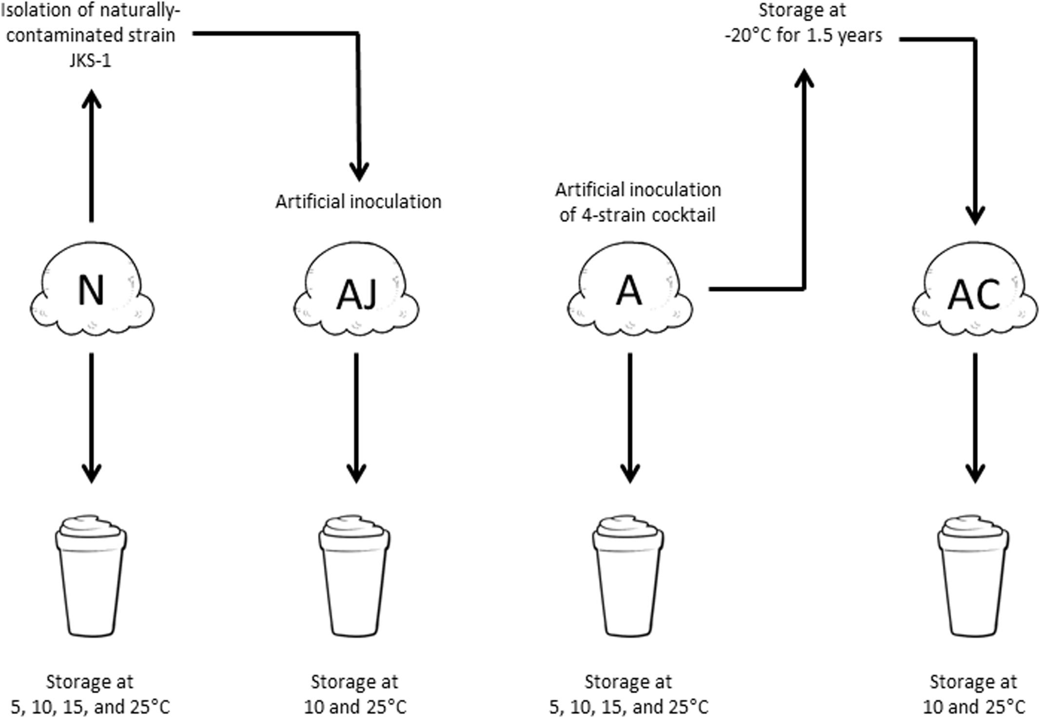 Frontiers | Listeria monocytogenes Growth Kinetics in