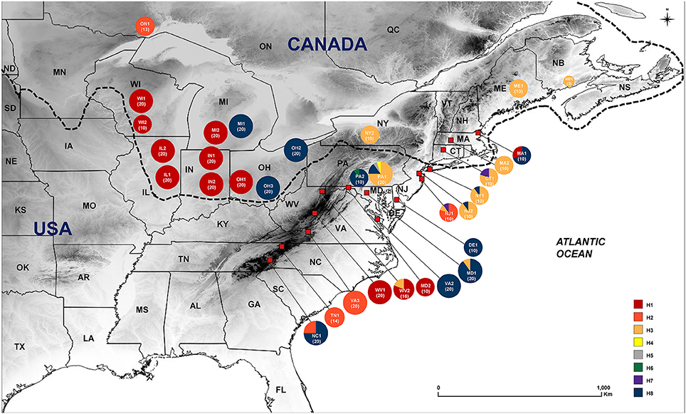 Frontiers   Phylogeography and Ecological Niche Modeling