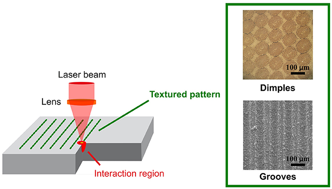 Frontiers   Laser Surface Texturing of Polymers for