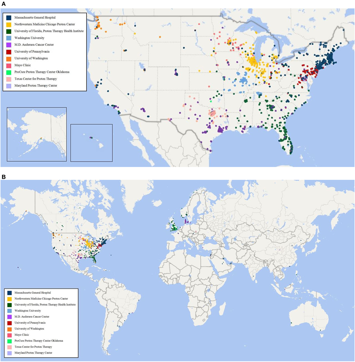 Frontiers An Update From The Pediatric Proton Consortium Registry - Map-kettering-k12-oh-us