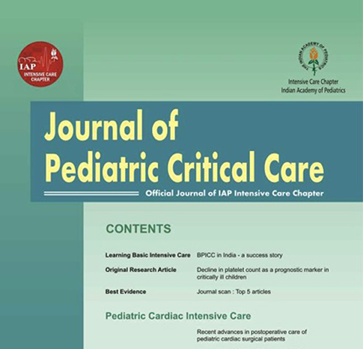 Frontiers | Advances in Pediatric Critical Care Research in India