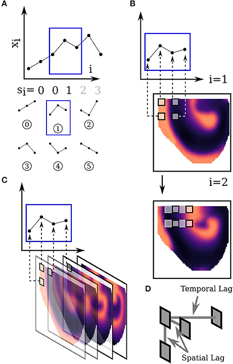 Frontiers | Spatiotemporal Permutation Entropy as a Measure for