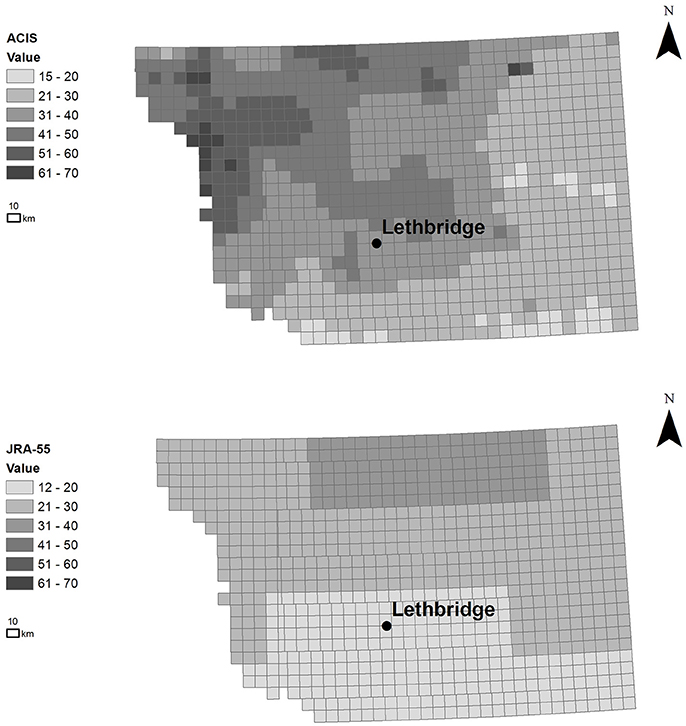 Frontiers   Model-Based Forecasting of Agricultural Crop Disease ...