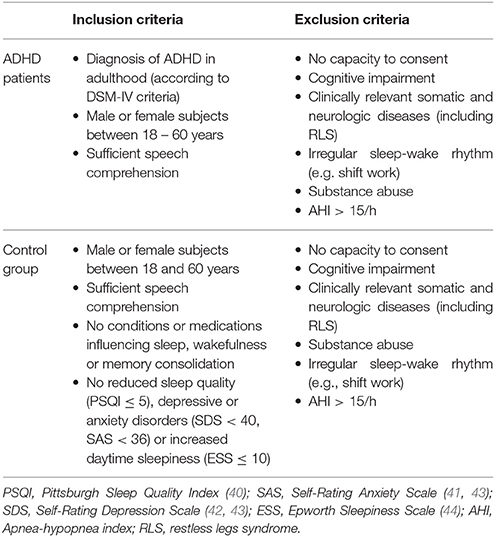 Frontiers | Leg Movement Activity During Sleep in Adults
