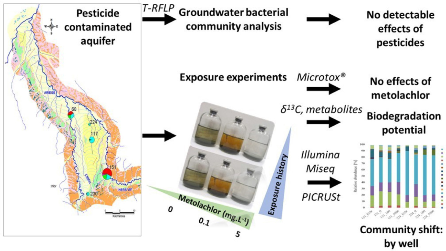 Frontiers | Toward Integrative Bacterial Monitoring of