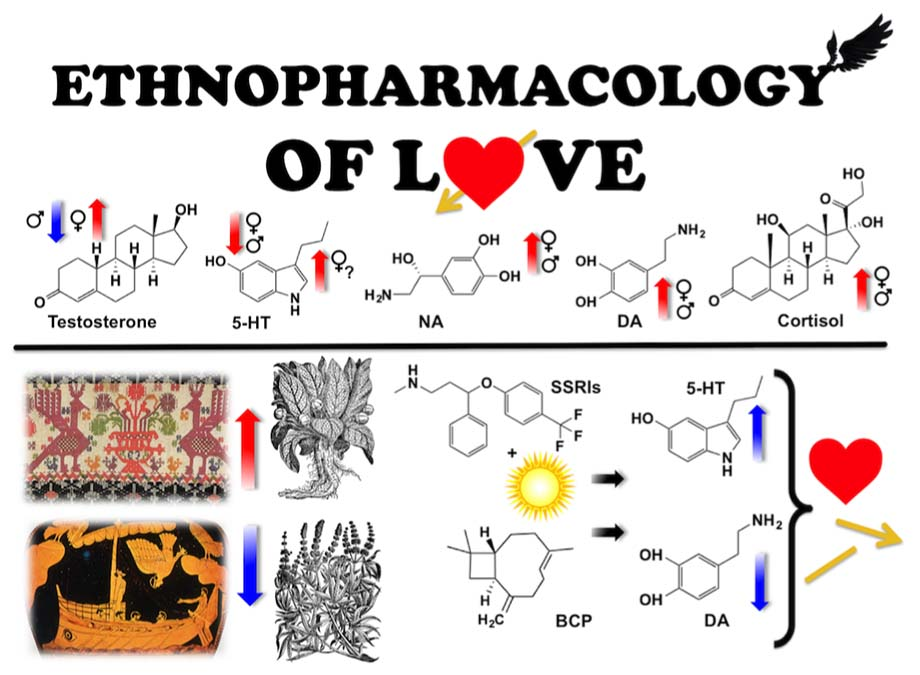Frontiers Ethnopharmacology Of Love Pharmacology