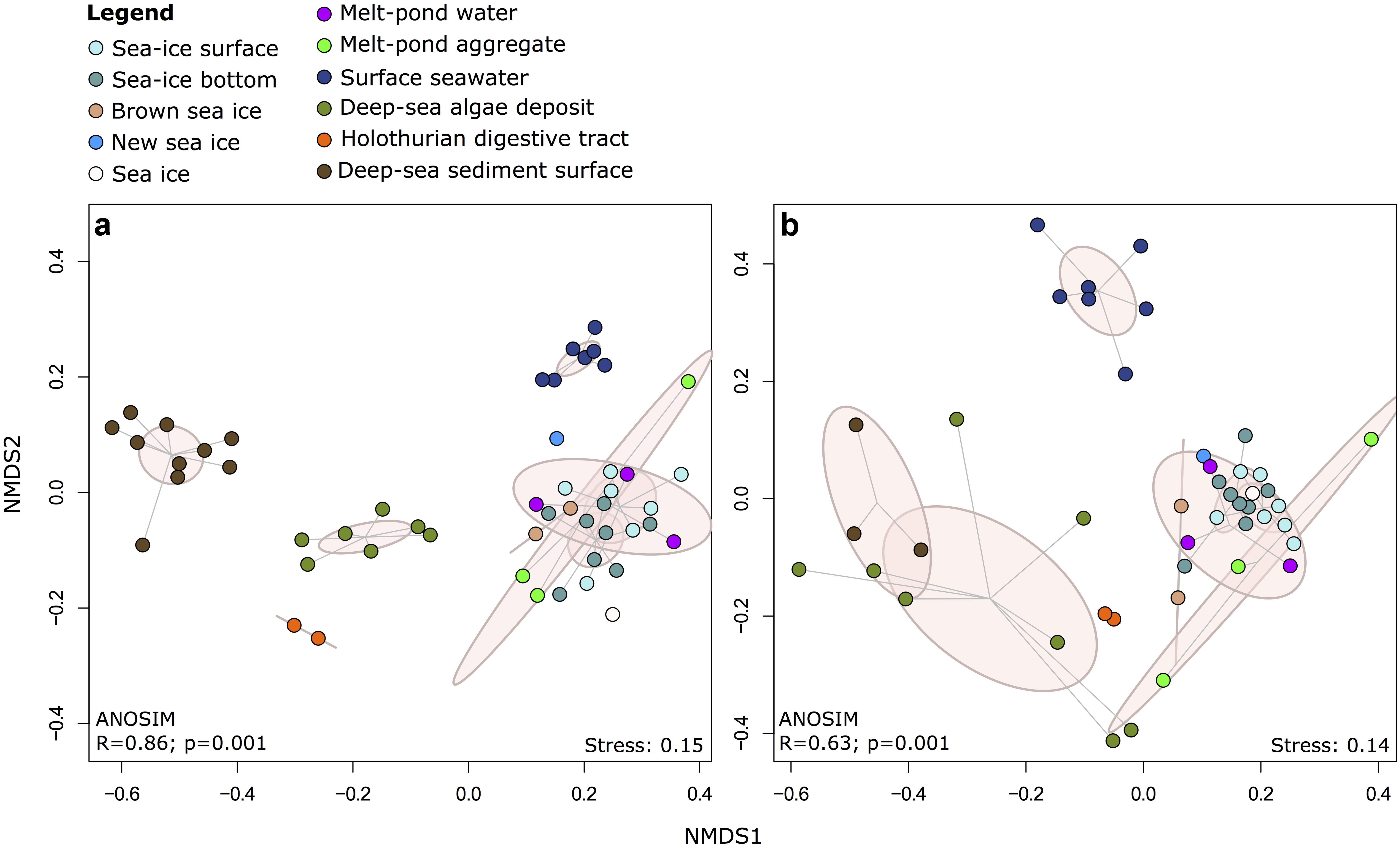 Frontiers | Effects of Ice-Algal Aggregate Export on the