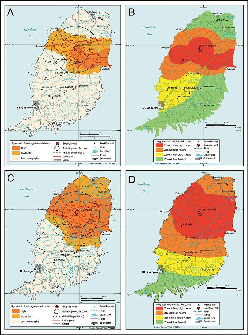 Frontiers integrating volcanic hazard data in a systematic frontiersin fandeluxe Choice Image