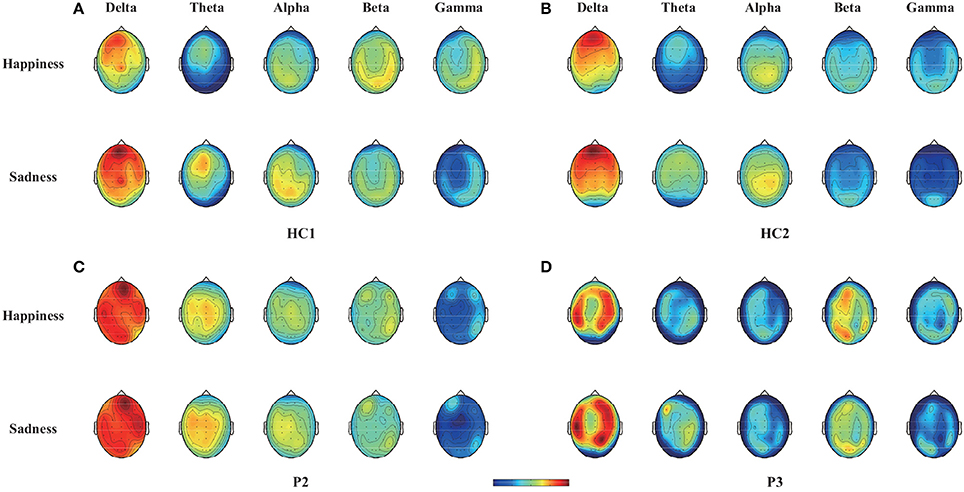 Frontiers | Emotion-Related Consciousness Detection in