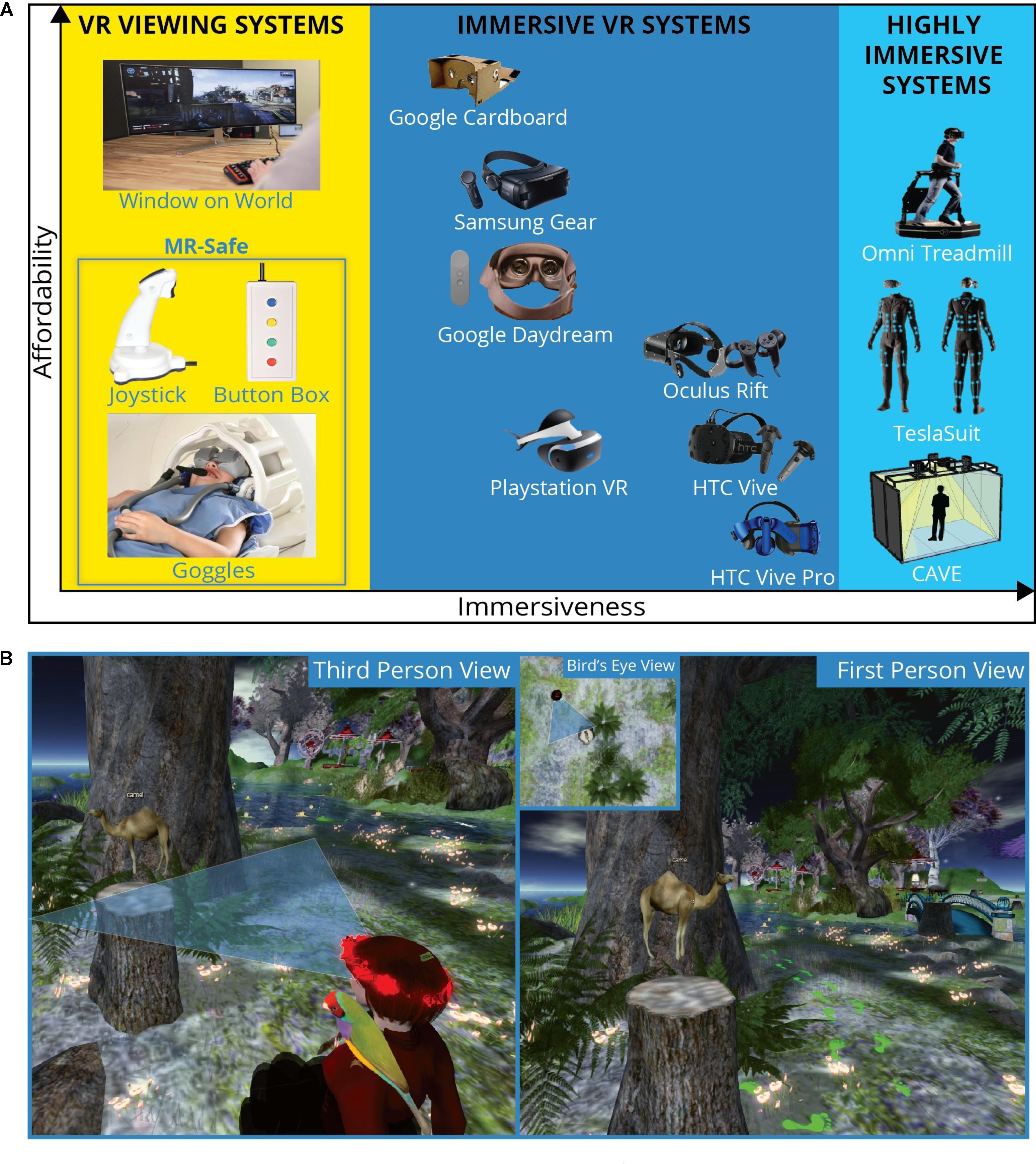 Frontiers Enhancing The Ecological Validity Of Fmri Memory Real Lifelike Representation Circuit To Get A Better Look