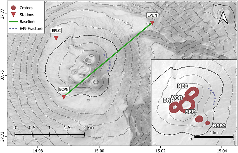 Frontiers | Temporal Changes of Seismic Velocity Caused by Volcanic