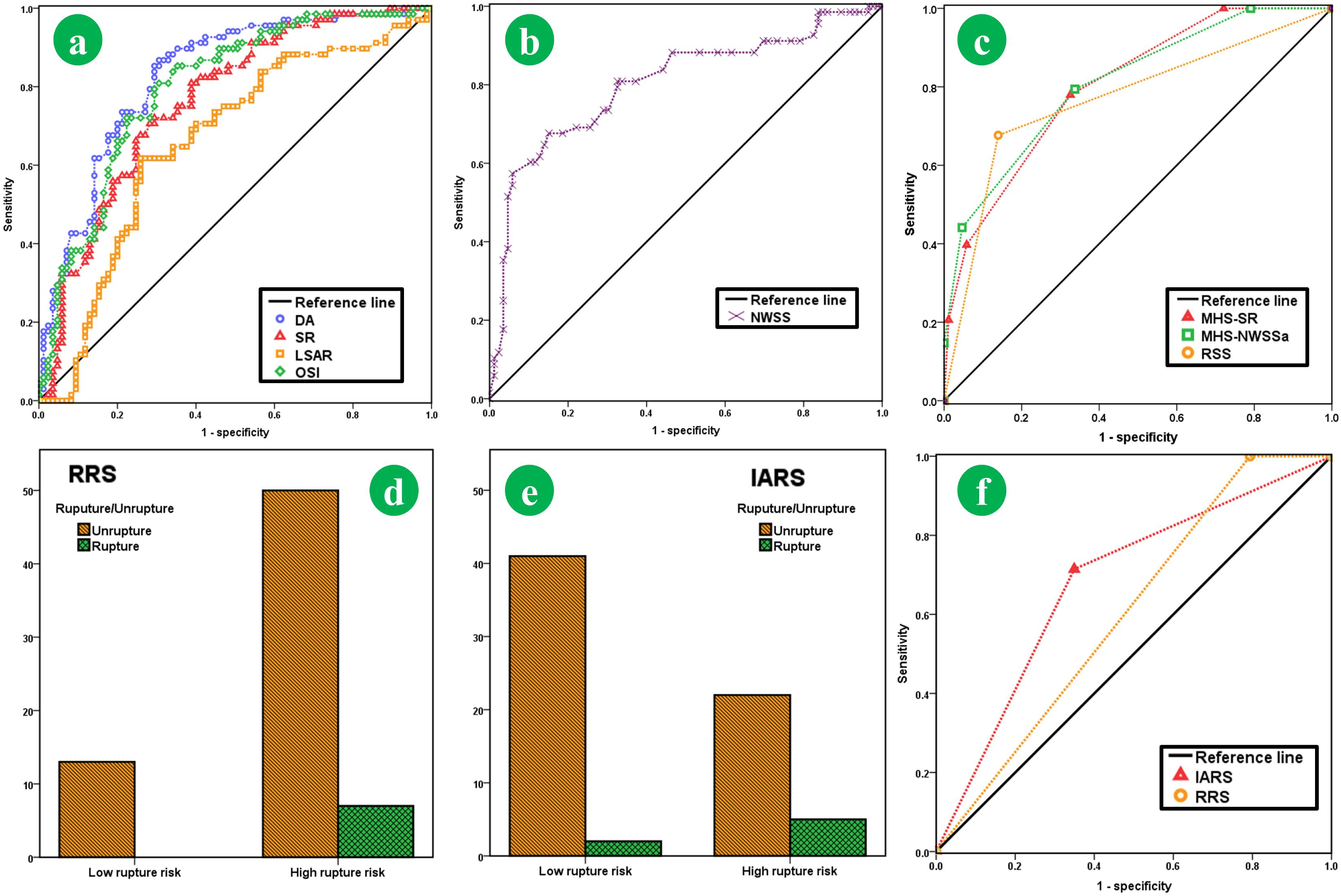 Frontiers | A Novel Scoring System for Rupture Risk Stratification