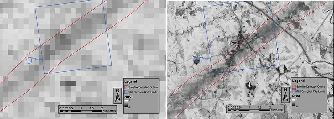 Frontiers   Multi-Scale Remote Sensing of Tornado Effects
